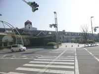 三河安城駅再び