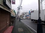 本庄市の町並み