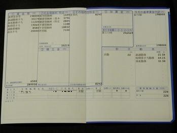 賃金支払明細票 11月分 トヨタ自動車