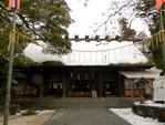 元伊勢籠神社の拝殿
