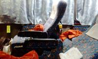 高速バスのシート
