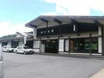 南木曽駅駅舎