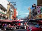 チェンマイの市街地