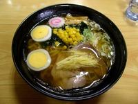 桜井食堂の蔵ラーメン(しょうゆ味)