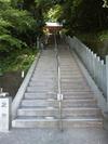 金剛頂寺厄除けの階段