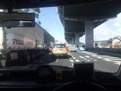 名古屋市の渋滞