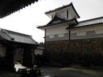 石川門の枡形2