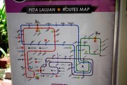 GO KL路線図