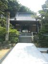 甲山寺本堂