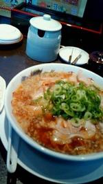 來來亭のチャーシュー麺