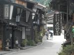 奈良井宿の町並2