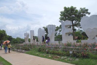 ヤンゴン市民の憩いの場