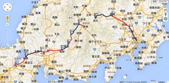 中山道自転車の旅