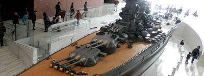 10分の1戦艦大和2