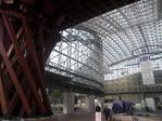 金沢駅東口の鼓門