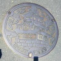 掛川市マンホール