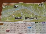 木曽福島街あるきガイドマップ