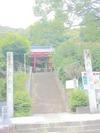 龍光寺の稲荷神社