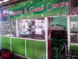 ヤンゴンのゲームセンター