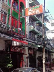 2度目のバンコクの宿「マスコット ホステル」