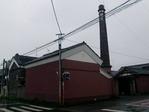 レンガの煙突