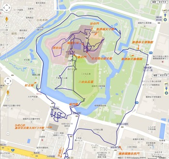 姫路城周辺