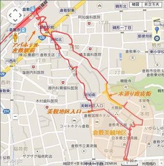 倉敷マップ