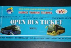 Hanh Cafeのオープンバスチケット