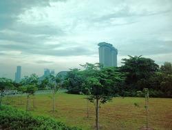 シンガポールに入国