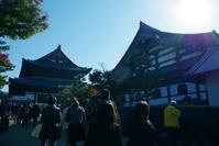 東福寺の禅堂と本堂
