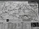 白川郷散策マップ