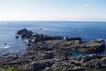 潮岬灯台からの絶景の眺め1