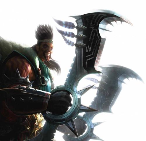 Draven-League-Of-Legends-Fan-Art-1
