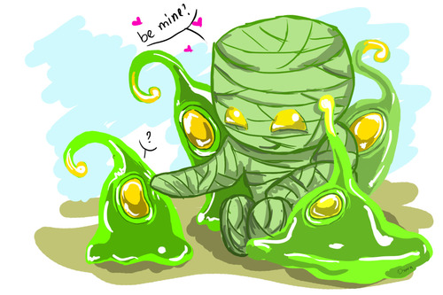 amumu_and_zac_passive___be_mine__by_sharrm-d6kf9i7