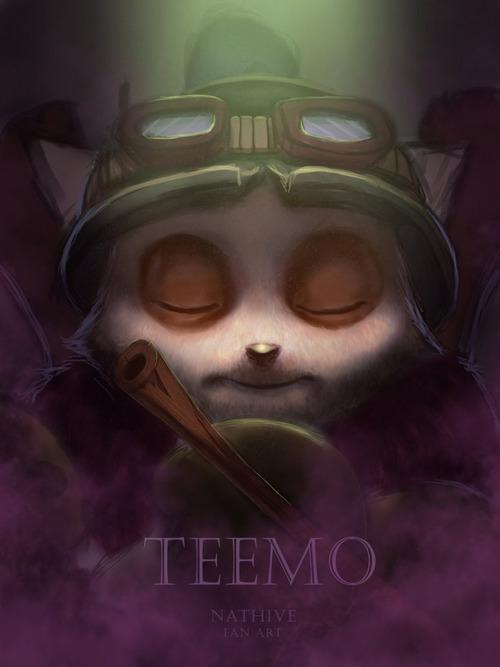teemo_fan_art_by_artezo-d7our2q