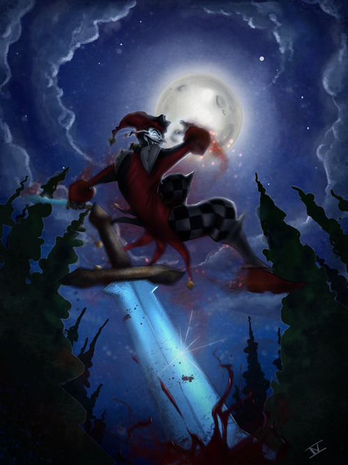 shaco_two_shiv_poison___league_of_legends_by_ivbenjamin-d62pr8w