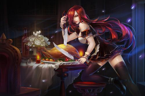 Katarina-Fan-Art-By-Nak-932x620