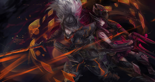lol__project_yasuo_and_headhunter_caitlyn_by_fiveonthe-d83eqy5