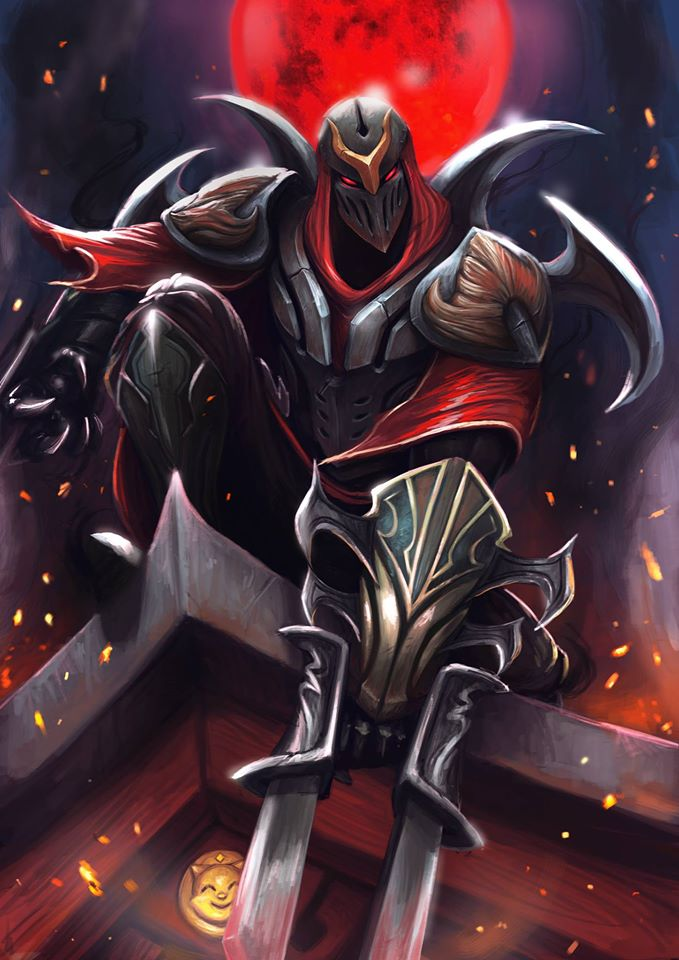 lol how to get championship zed