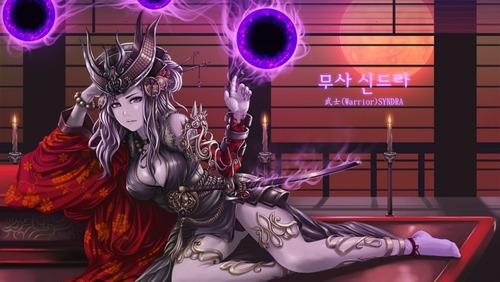 warrior-syndra-art-league-of-legends-girl-1920x1080-728x410