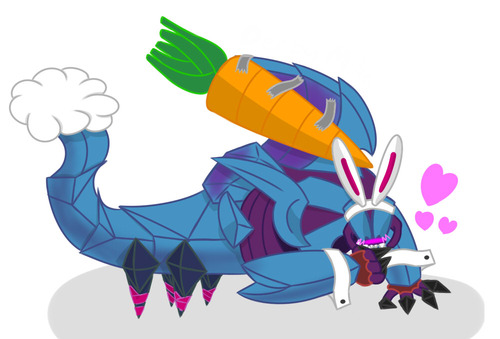 battle_bunny_rek_sai_by_derpymike-d8nddv8