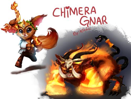 chimera_gnar_by_elfm-d7vaj9r