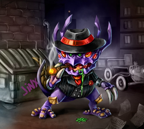 mafia_kog_maw_by_sketchingsands-d7vsrre