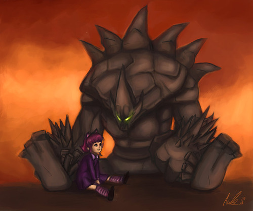 malphite_and_annie_by_minelo-d4yv58c