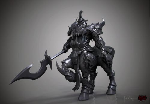hecarim__shadow_of_war_by_joshsingh-d4xdr6s