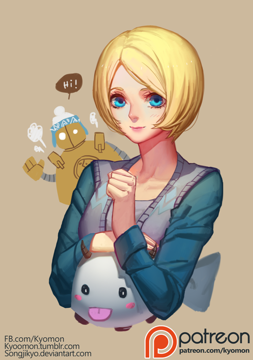 orianna_winter_wonder_humanver_by_songjikyo-d9hqbz2