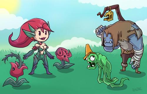 plants_vs_zombie_via_league_of_legends_by_rintheyordle-d59mivg