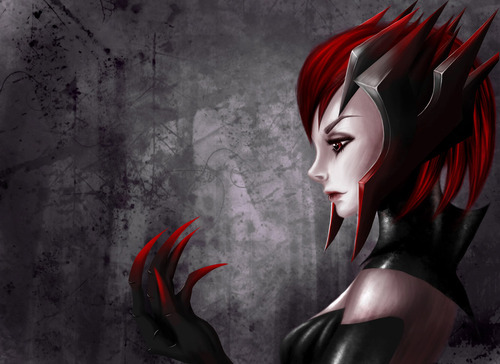 elise_the_spider_queen_by_queenofhamsters-d7losty
