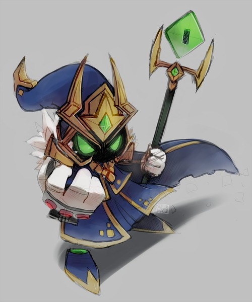 final_boss_veigar_sketch_by_chocochaofun-d7xjeh6