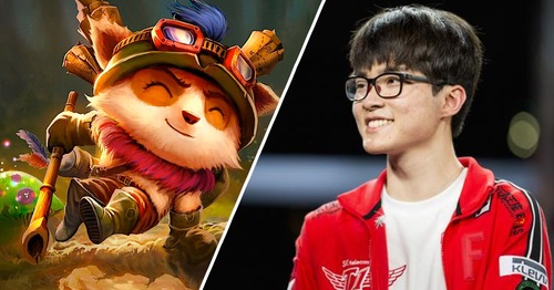Faker-Teemo